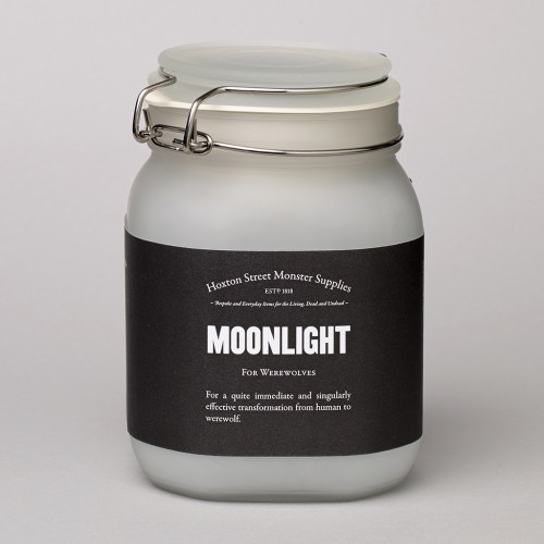 Instant Moonlight & Werewolf Biscuits at Hoxton Street Monster Supplies featured image