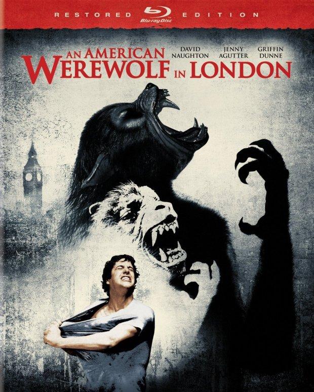 An American Werewolf in London Restored Blu-Ray