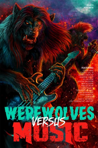 """Werewolves Versus: Music"" available for preorder, comes with advance MP3 featured image"