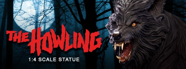 "PCS ""The Howling"" exclusive statue now available for pre-order featured image"