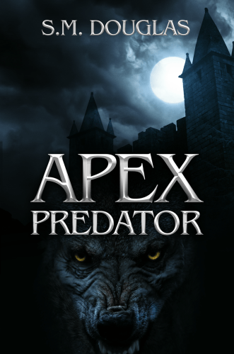 """Trade your current dystopia for one featuring werewolves with """"Apex Predator"""" by S.M. Douglas featured image"""