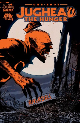 """Archie Comics turns Jughead Jones into a werewolf in """"The Hunger"""" featured image"""