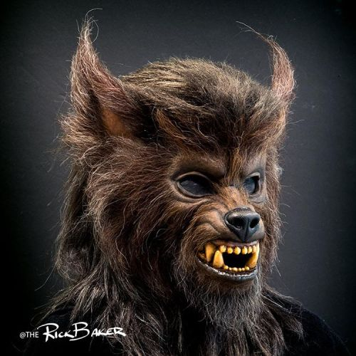 "Rick Baker resurrects the amazing werewolf mask he ""let George use"" in Star Wars featured image"
