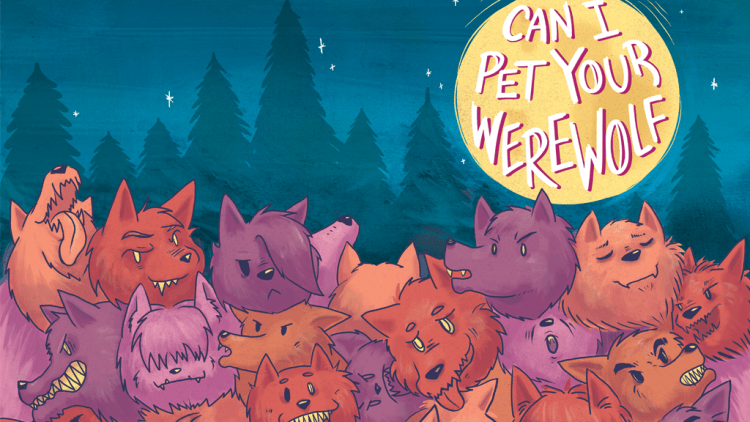 """Can I Pet Your Werewolf?"" anthology full of werewolves you can (try) to befriend (or smooch) featured image"