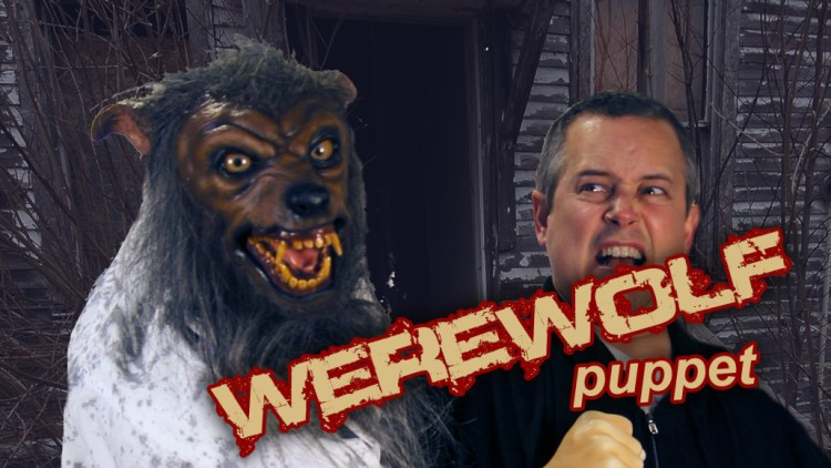 The soon-to-be-retired Werewolf Attack Puppet from VFX Creates featured image