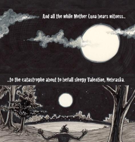 "Frank Bruce's grim storybook comic ""The Marrow Bones"" featured image"
