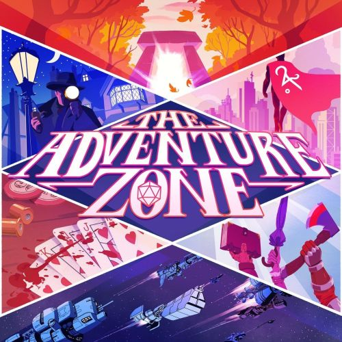 """Dust"" introduces werewolves, vampires, cashews & terrifying dolls to The Adventure Zone canon featured image"