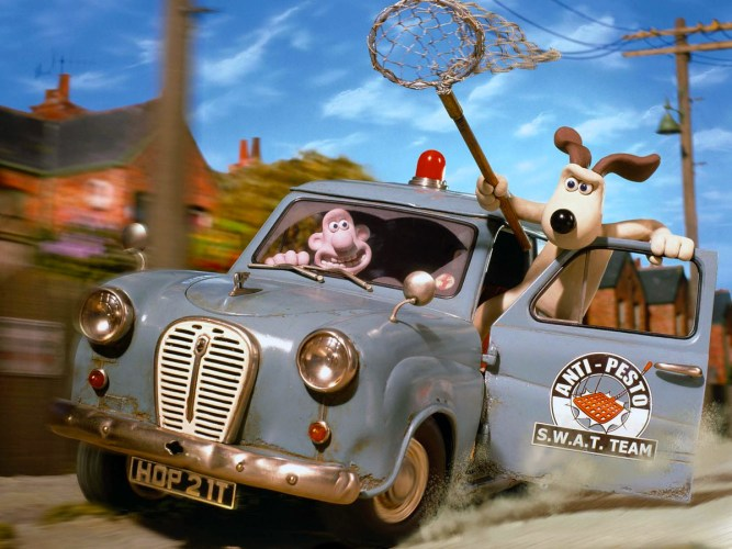 Full Moon Features: Wallace & Gromit: The Curse of the Were-Rabbit (2005) featured image