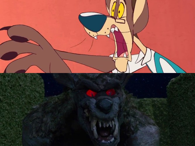 Werewolves abound in these student video projects from LCAD Animation featured image