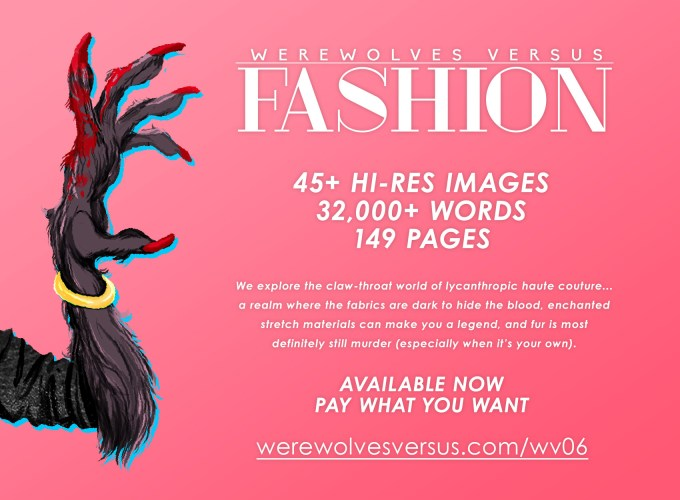 WV06: Werewolves Versus Fashion featured image