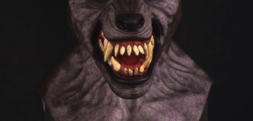 Sculpting one of the many Immortal Masks werewolves featured image