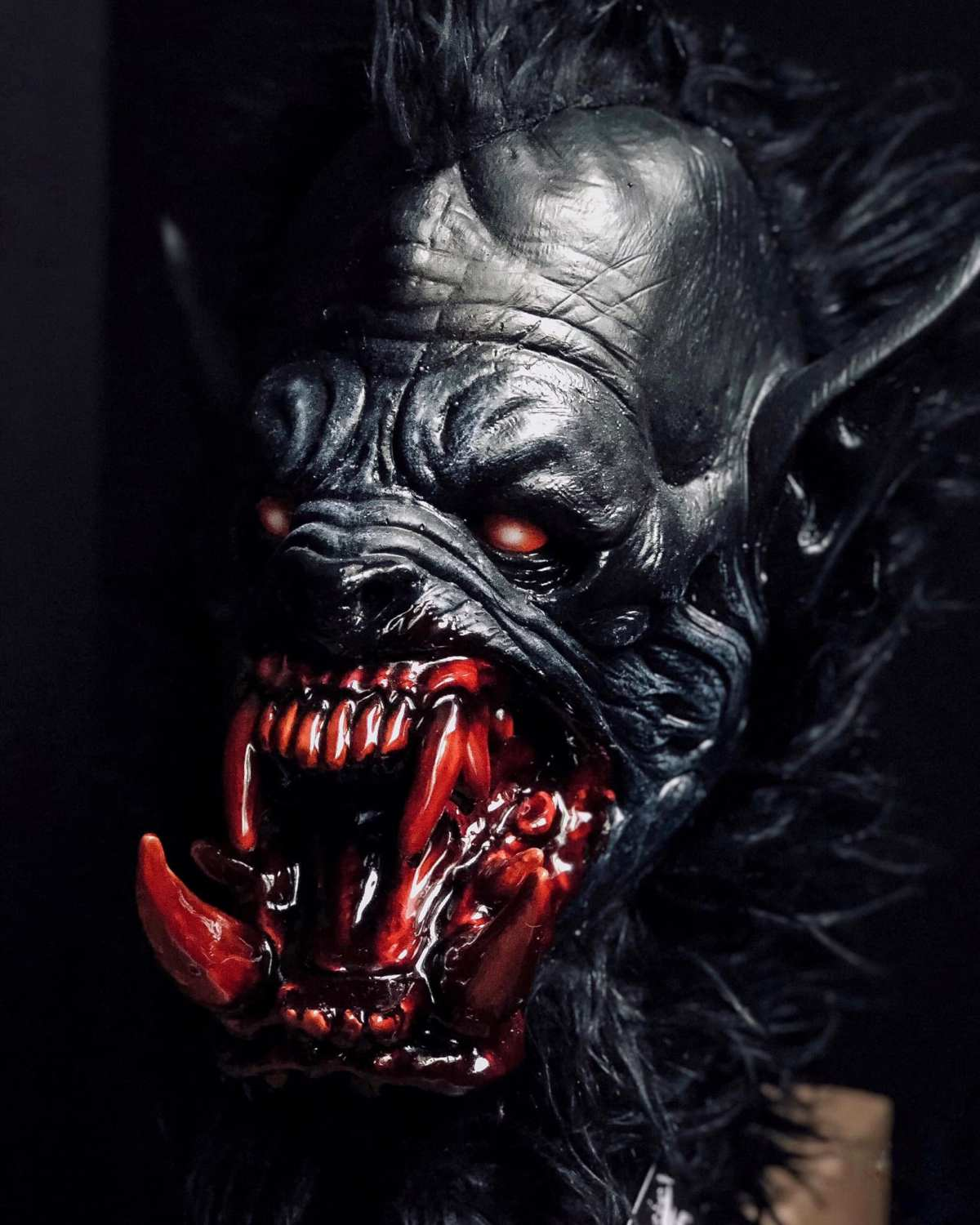 Nightmare Force's DemonDawg Mask is a Real Monster featured image