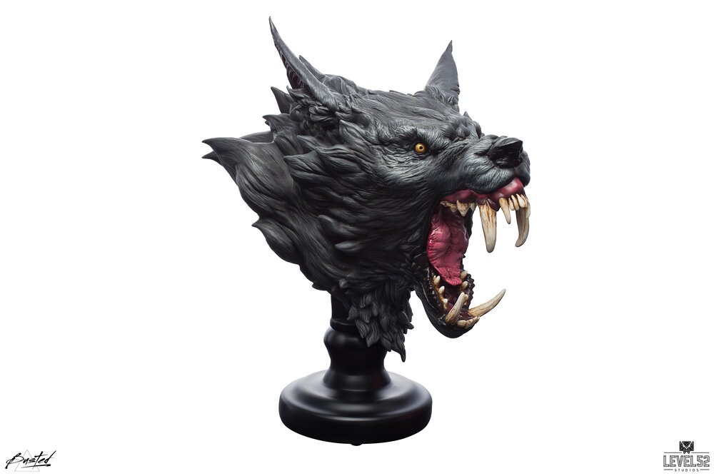 """No haunted house or cursed castle is complete without this bust of """"The Hound"""" featured image"""