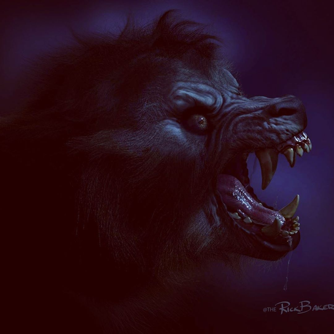 "Rick Baker grooms his ""American Werewolf"" in 3D featured image"