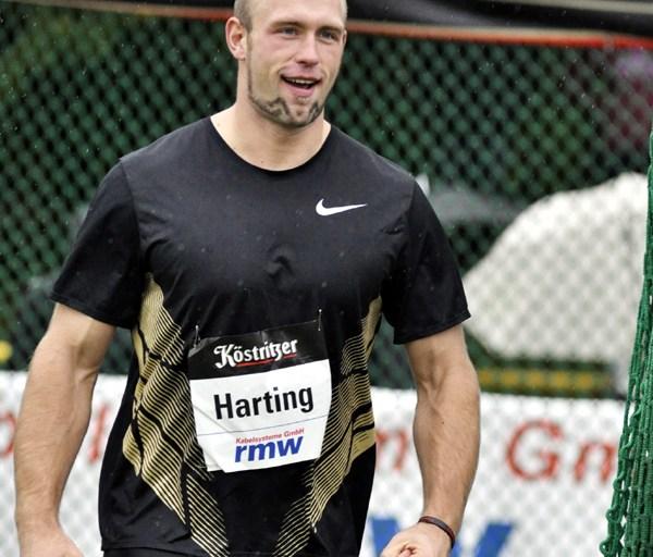 Leichtathletik-WM 2013: Gold für Robert Harting
