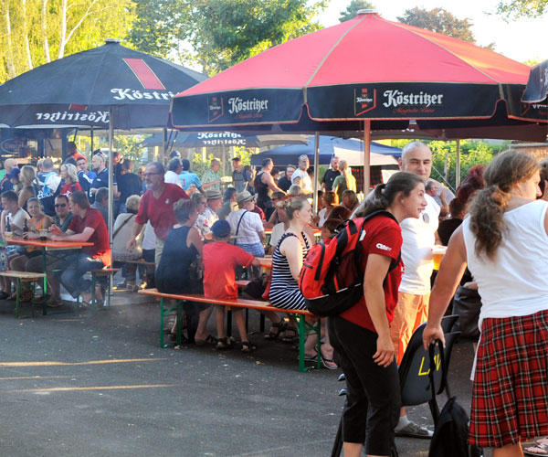 Highland Games & Nacht der Kelten am Samstag
