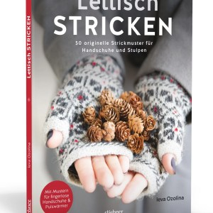 Cover Lettisch Stricken