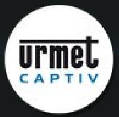 Logo Urmet captiv