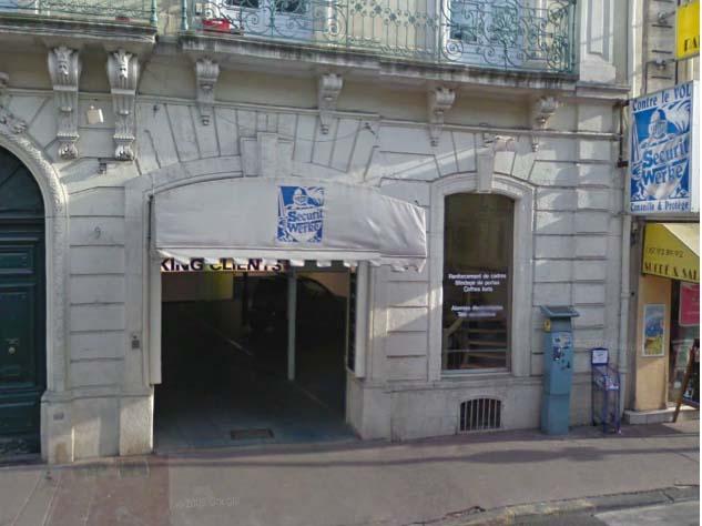 Façade Boutique Montpellier