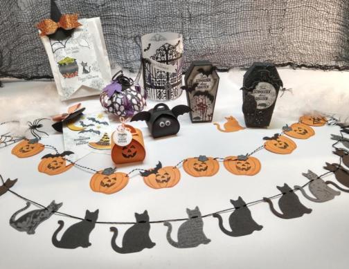 Halloween Projekte