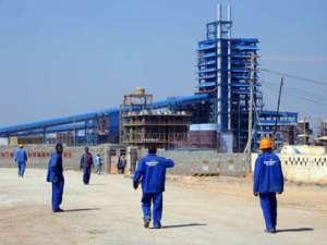 Chambishi-Smelter