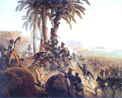 1 de enero de 1804: Independencia de Haití y primera República Negra