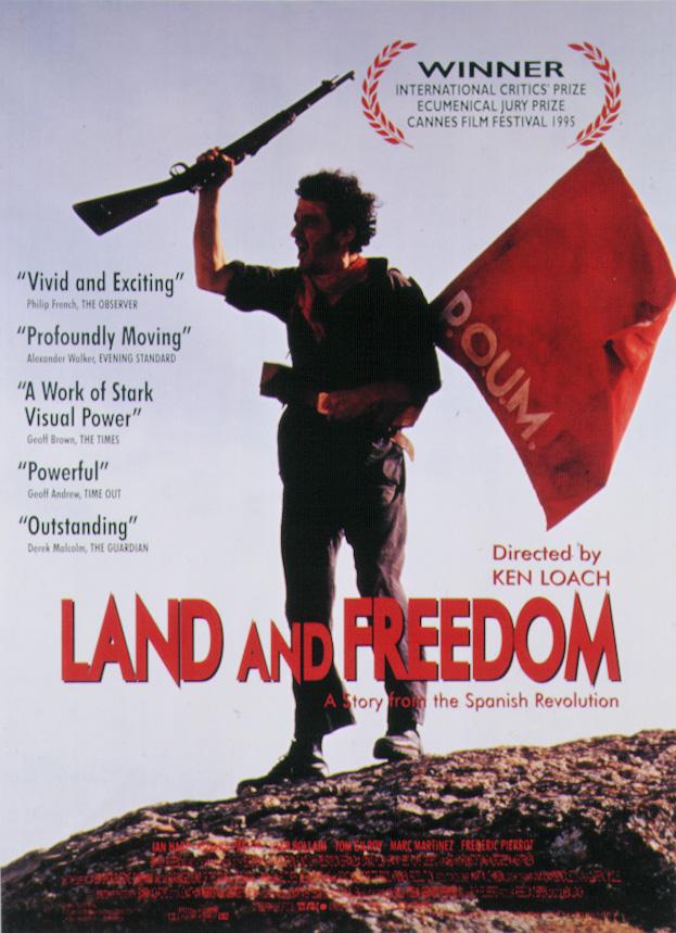 Cine - Tierra y libertad:   Ver la película