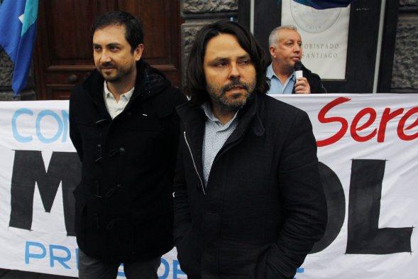 Chile - Alberto Mayol fue proclamado candidato presidencial de la Izquierda Cristiana