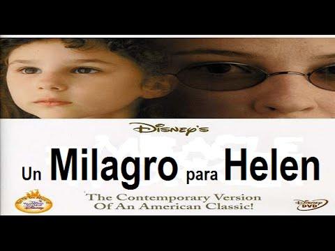 Cine - UN MILAGRO PARA HELEN KELLER.  Ver la Película