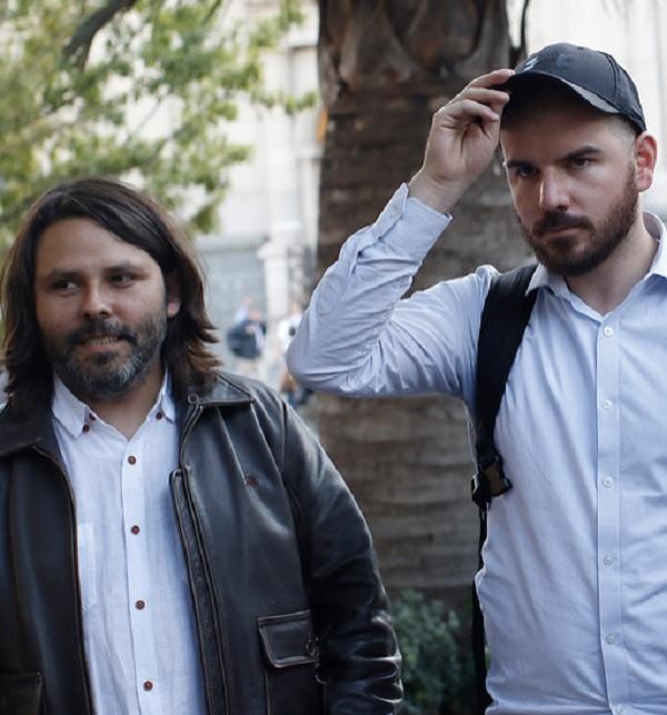 """Chile - La Segunda dedica portada a Mayol y Jackson tratándolos de """"estrellitas"""""""