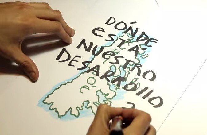 Chile - Archipiélago de Chiloé y el Independentismo Regionalista: El diputado y el Core, de la Papeleta a la Cancha