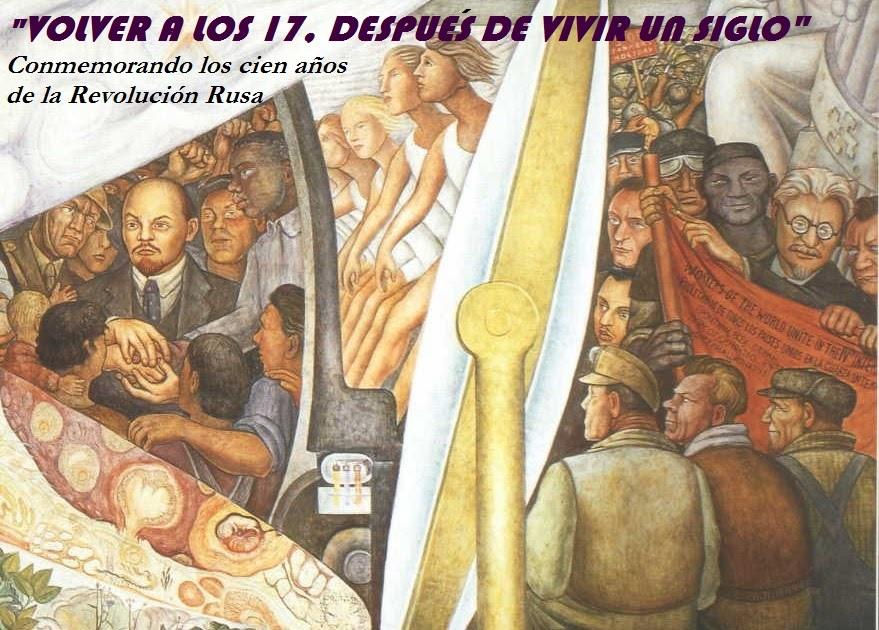 Resultado de imagen para seminario 100 años de la revolución rusa