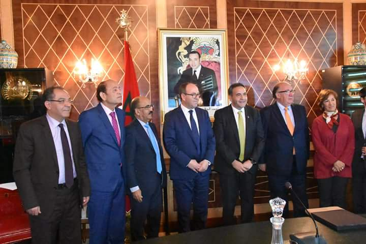 Chile - Fidel Espinoza un diputado al servicio de la Monarquía Marroquí en contra del pueblo saharaui