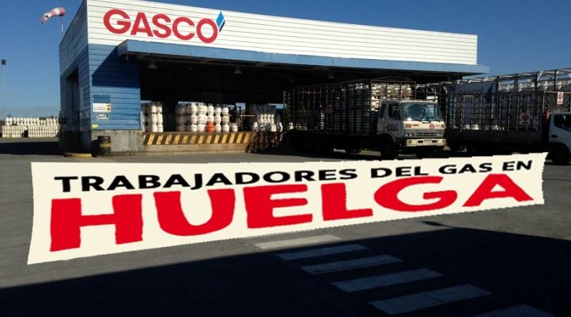 Chile - La batalla de los trabajadores del gas y las contradicciones de la reforma laboral
