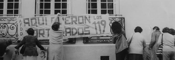 Chile - Londres 38: detención, tortura, exterminio y desaparición de los opositores políticos a la dictadura