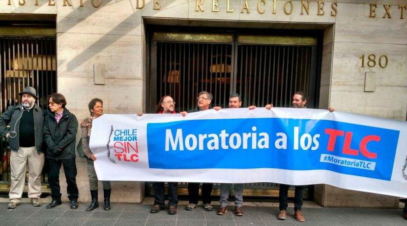 VOTACIÓN DEL TLC ENTRE CHILE Y URUGUAY: UNA GRAVE FALTA DE RESPONSABILIDAD
