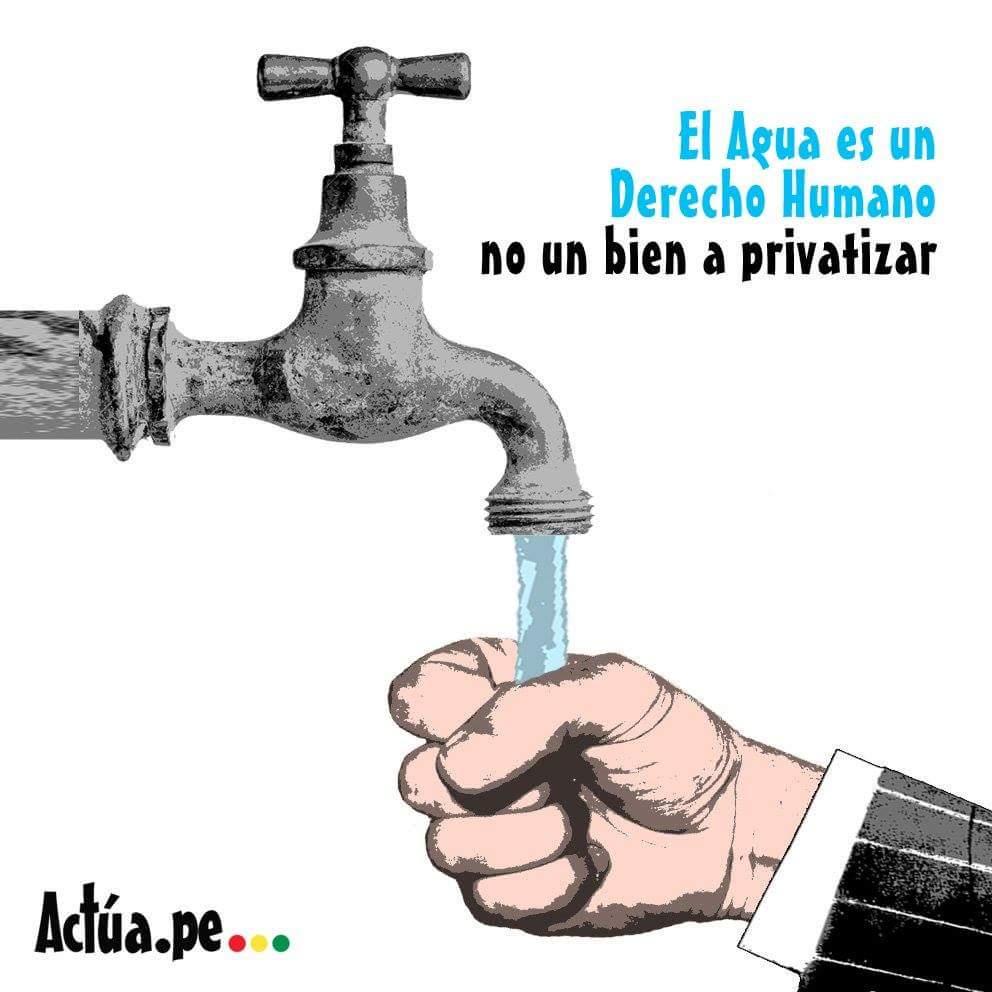 El Salvador:  Alianza Nacional contra la Privatización del Agua
