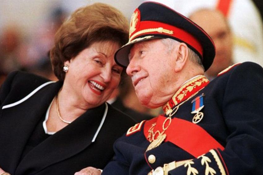 Chile - Suprema ordena devolver al fisco propiedades y 5,1 millones de dólares apropiados por Pinochet