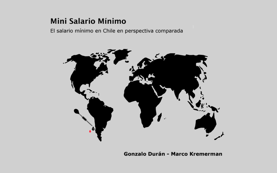 Mini Salario Mínimo: El salario mínimo en Chile en perspectiva comparada