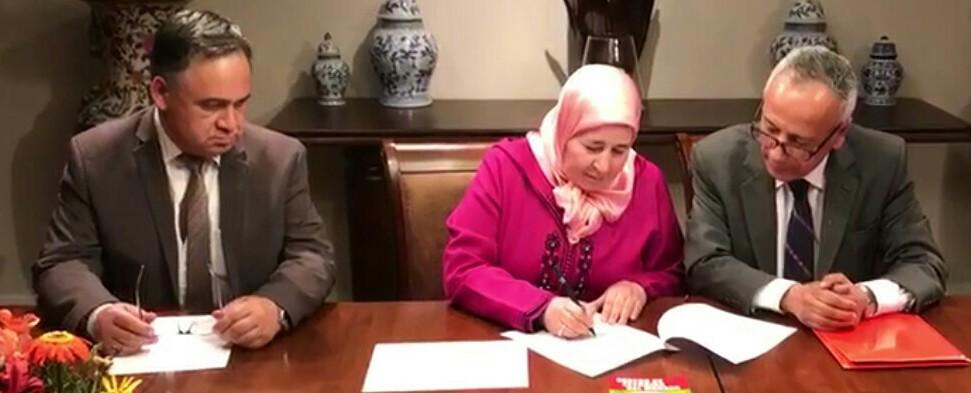 Chile - ¿Quién es Juan Carlos Moraga Duque? el defensor de los intereses del reino de Marruecos en Chile