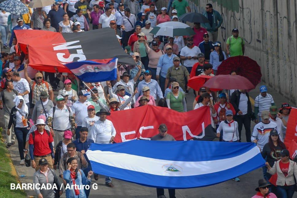 NICARAGUA Y LA IZQUIERDA DESAPARECIDA  por Fabrizio Casari
