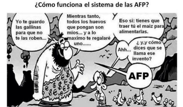 Chile - PAFE, la otra caja negra de las AFP