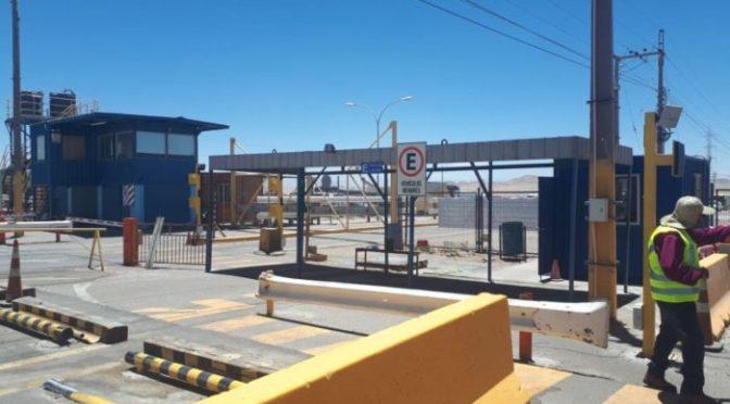 Chile  - CHUQUICAMATA TOTALMENTE PARALIZADO EN PROTESTA POR ABUSOS PATRONALES