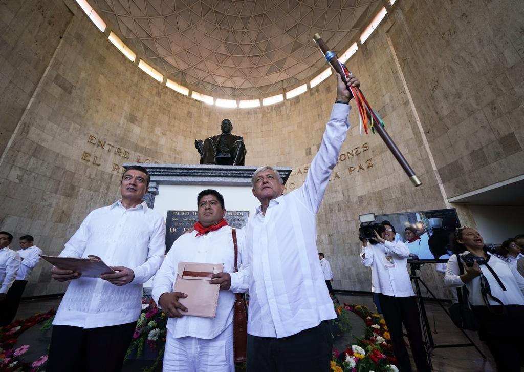 ¿EL MEXICO CON AMLO Y LA IZQUIERDA SERA DISTINTO? Rodrigo Cabezas Morales