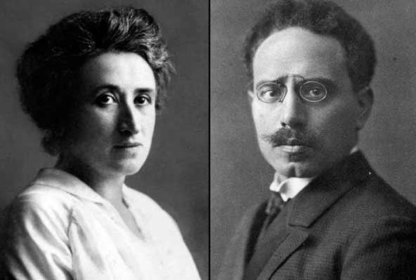"""Centenario del asesinato de Rosa Luxemburgo y Karl Liebknecht: """"¡Fui, soy y seré!"""""""