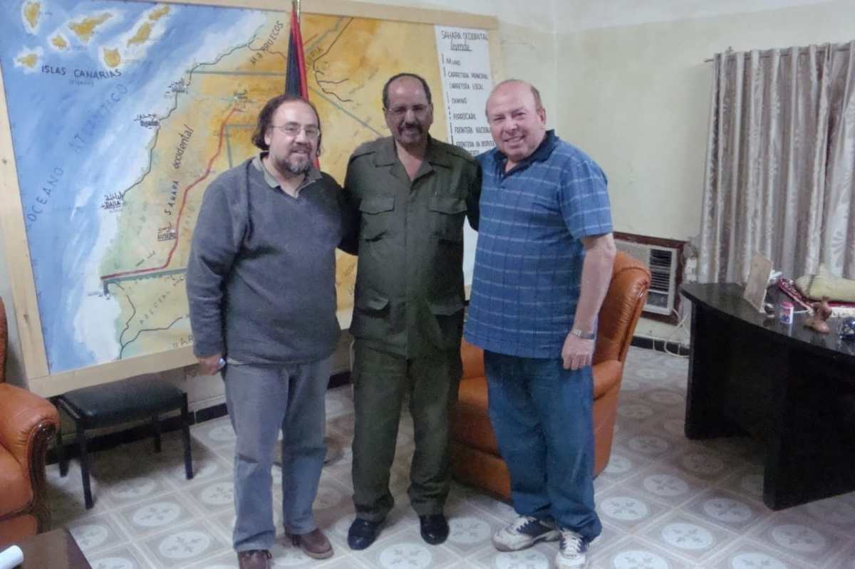 La Metamorfosis de un ex defensor de los principios de la autodeterminación e independencia saharaui.