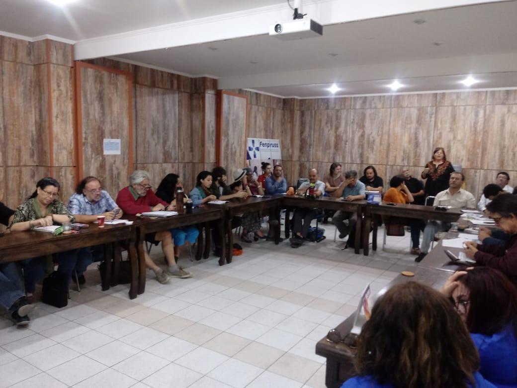 Avanza confluencia social para la organización del Encuentro de los Pueblos Alternativa Antineoliberal y Justicia Climática frente a APEC y COP25 en Chile.