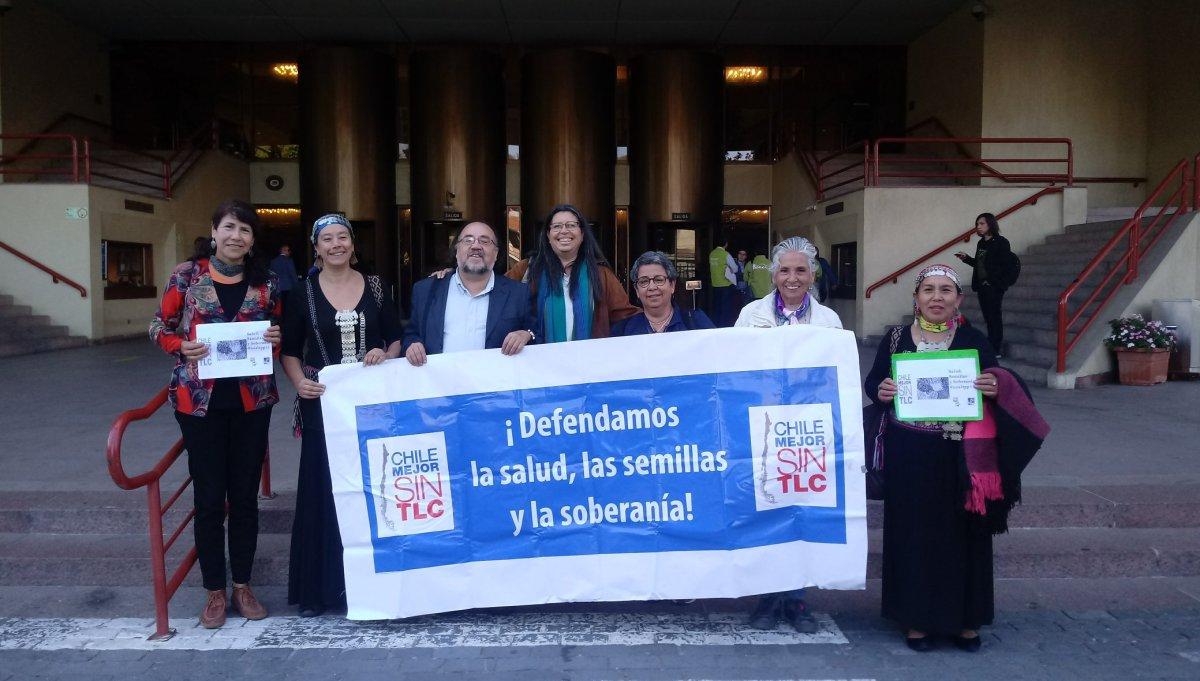Chile Mejor sin TLC afirma: EL TPP-11 SÍ VULNERA LA SOBERANÍA NACIONAL ACLARACIÓN A LOS PARLAMENTARIOS Y AL PAÍS.