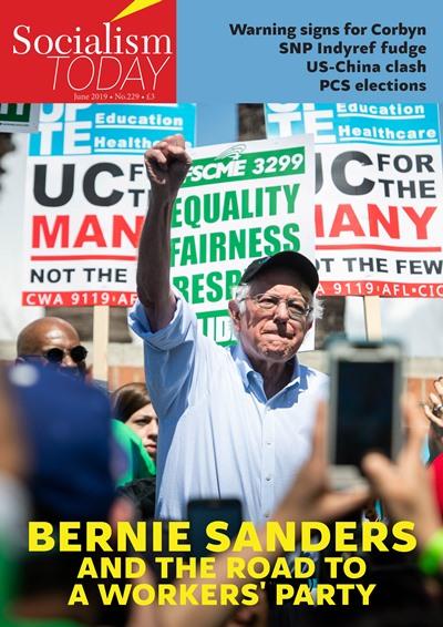 Estados Unidos: Bernie Sanders y el camino hacia un partido de trabajadores de masas