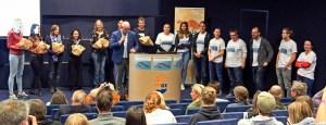 Speakers and volunteers of the Zeezoogdierdagen2019